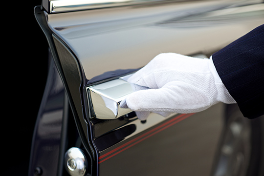 Chauffeur Service Los Angeles