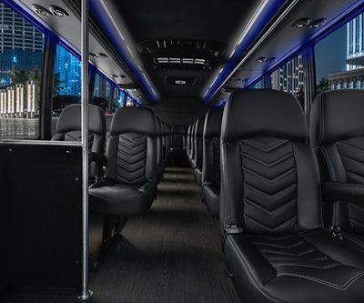 Los Angeles mini bus rental