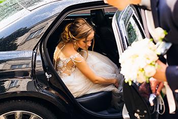 westlake village wedding limo